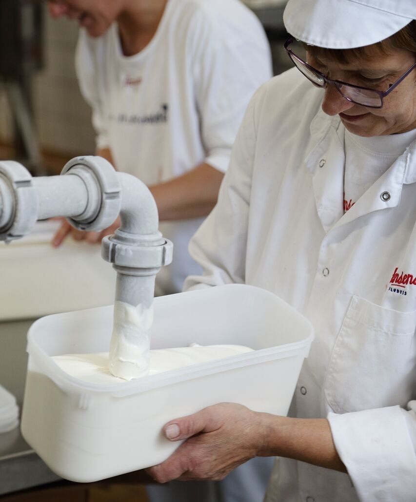 Vanilleisopfyldning